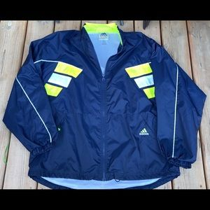 Vintage Adidas Windbreaker Large